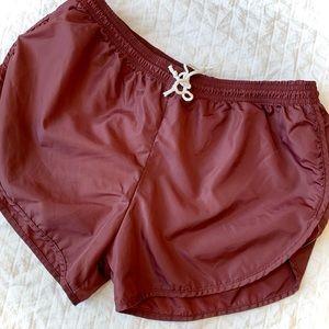 AMERICAN APPAREL Nylon Shorts